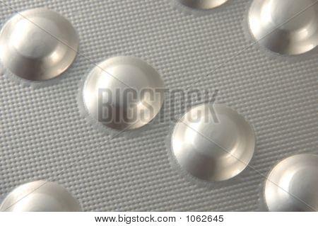 Silver Pills Blister