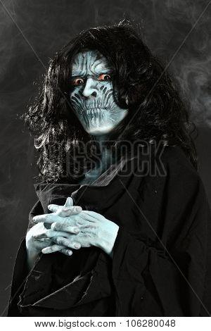 dreadful Halloween masquerade