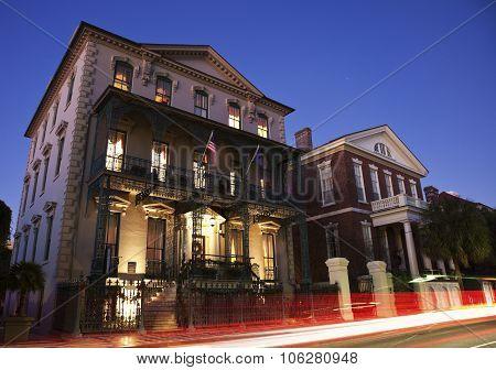 Historic Architecture Of Charleston