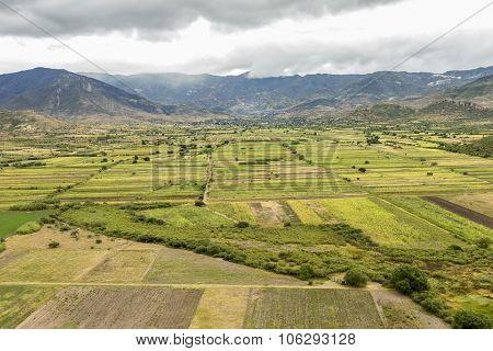 Tlacolula Valley, Oaxaca, Mexico