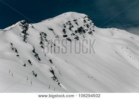 Mount Cheget Peak.
