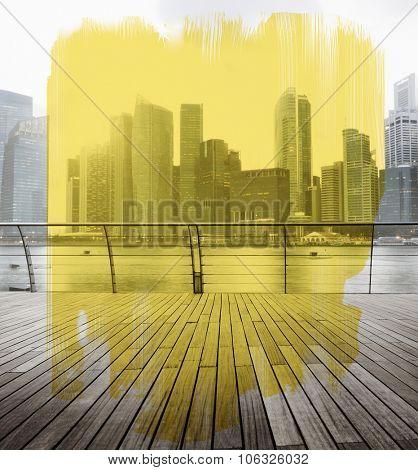 Building Structure Cityscape Bayview Architecture Concept