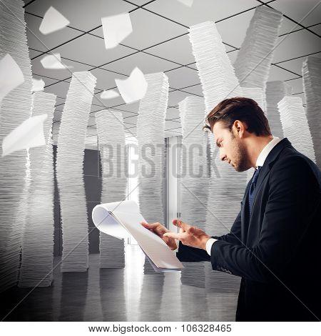 Endless work documents