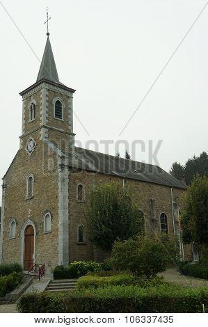 The church of Comblain-au-Pont
