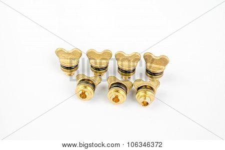 brass valves