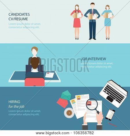 Job Search Design.