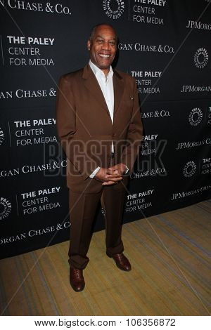 LOS ANGELES - OCT 26:  Joe Morton at the Paley Center's Hollywood Tribute to African-Americans in TV at the Beverly Wilshire Hotel on October 26, 2015 in Beverly Hills, CA