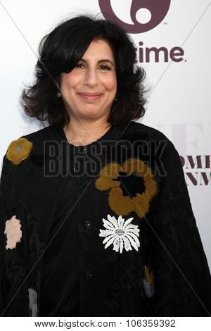 LOS ANGELES - DEC 10:  Sue Kroll at the 23rd Power 100 Women in Entertainment Breakfast at the MILK Studio on December 10, 2014 in Los Angeles, CA