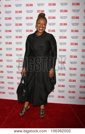 SANTA BARBARA - DEC 6:  CCH Pounder at the