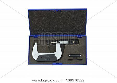 micrometer in a box