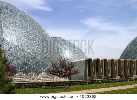 Domed Greenhouses