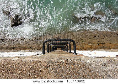 maritime safety ladder