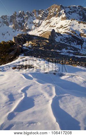 Respumoso Valley, Tena Valley, Pyrenees, Huesca, Aragon, Spain.