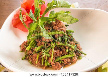 Corned Beef Watercress
