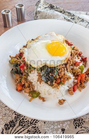 Thai Loco Moco