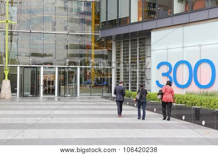 Washington Dc Modern Building