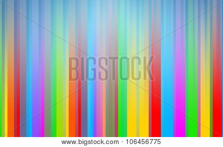 Abstract Colorful Composed Background