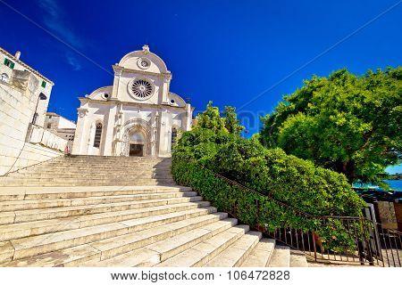 Sibenik St. James Unesco Cathedral
