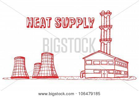 Municipal Equipment, Heating and hot water