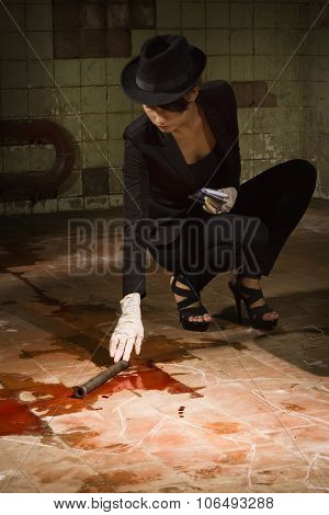 Crime Scene Investigation