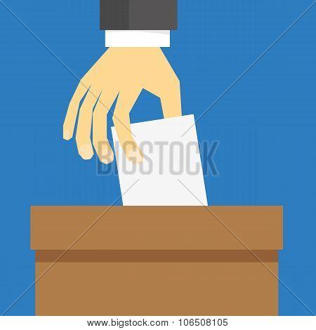 Casting Your Vote