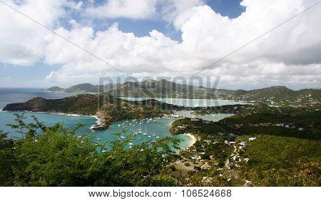 Nelsons boatyard Antigua