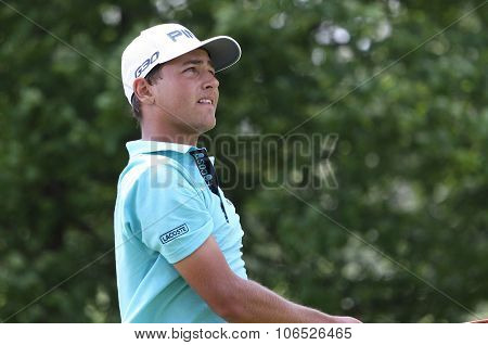 Hubert Tisserand (fra) At  The Golf French Open 2015