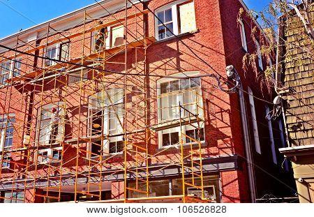 Scaffolding Building Construction