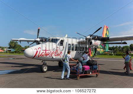 Aircraft of Nature Air