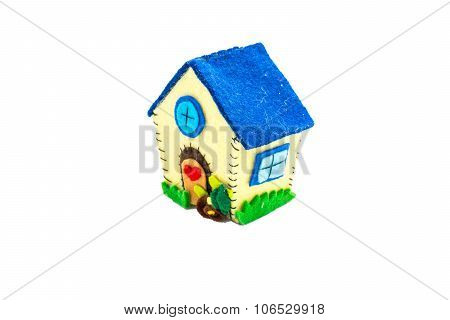 Aback Home. Home Sweet Home, The Concept Of Home.