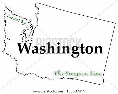 Washington State Motto And Slogan