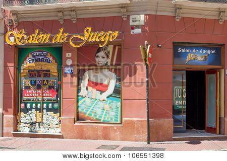 Salon De Juego (games Room)