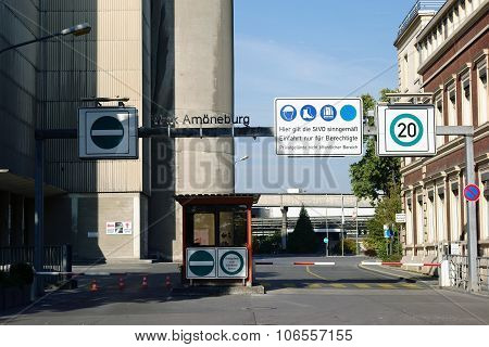 Factory Amoeneburg Wiesbaden