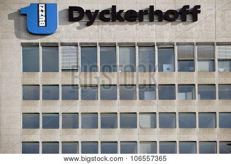 Cement manufacturer Dyckerhoff