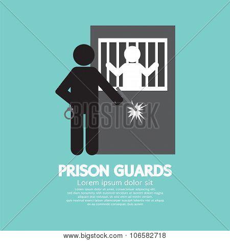 Prison Guards Symbol.