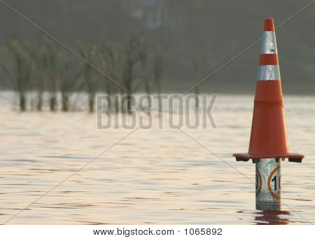 Coned Water Way