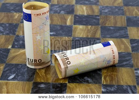 Euro Currency Stability Is An Unbalanced Game