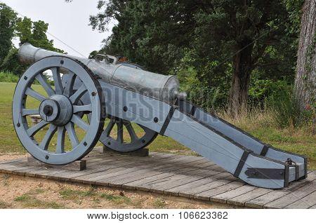 Yorktown Battlefield in Virginia