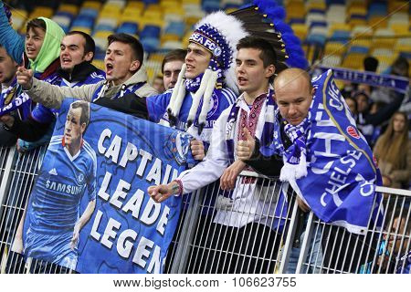 Fc Chelsea Supporters