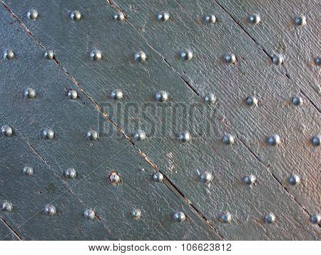 Texture - Door Section - Close Up - Vintage