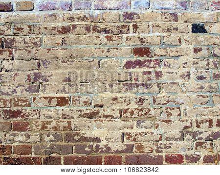 Texture - Brickwall - Vintage