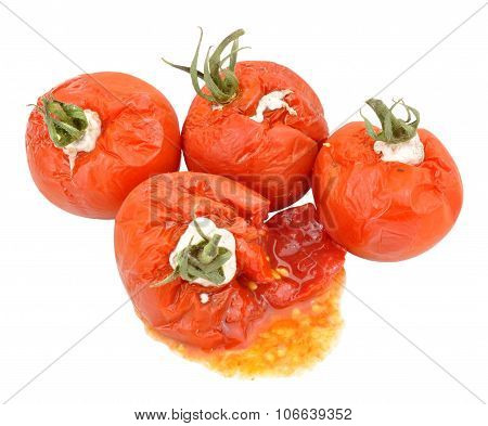 Rotten Mouldy Tomatoes