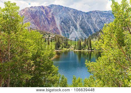 Lake At Mammoth Lakes