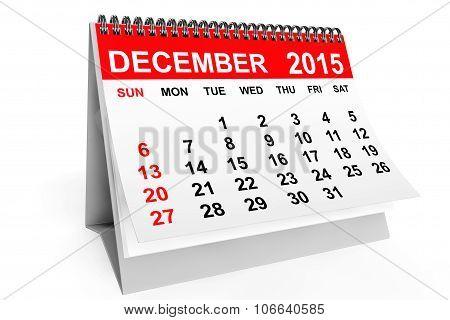 Calendar December 2015