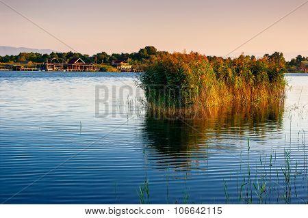 The river Bojana.