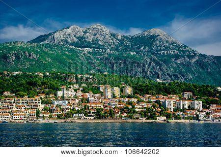 City Herceg Novi.