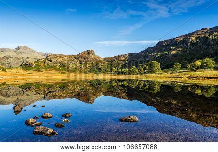 Blea Tarn in the English Lake District
