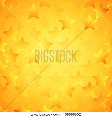 Abstract bright star wallpaper. illustration