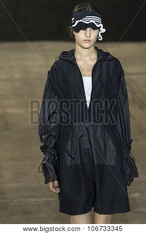 Phillip Lim- Spring Summer 2016 Collection