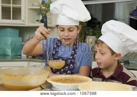 Baking A Pie 5